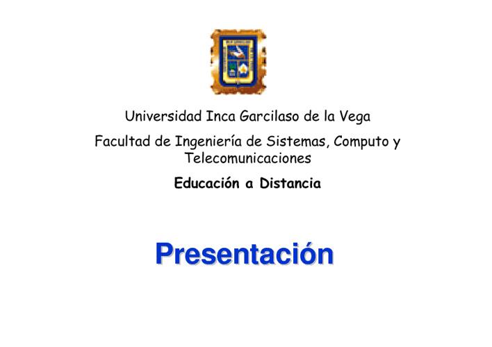 FI94 - Fundamentos de Informática - Ciclo I - UIGV