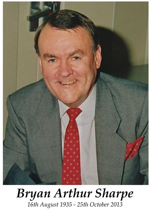Bryan Arthur Sharpe
