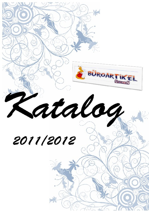 Katalog 2011/12