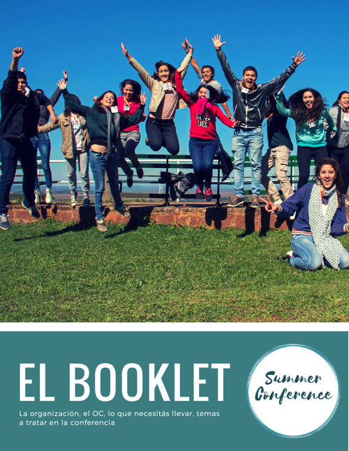 Booklet Summer Conference
