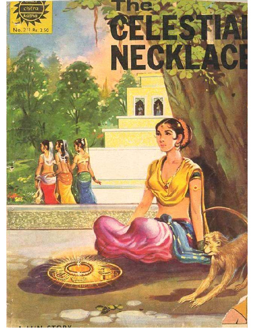 Celestial Necklace