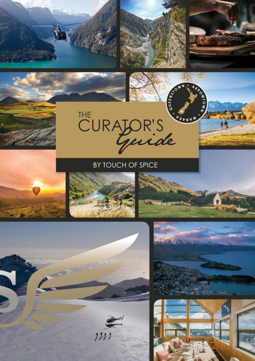 Touch of Spice Curator's Guide 2016