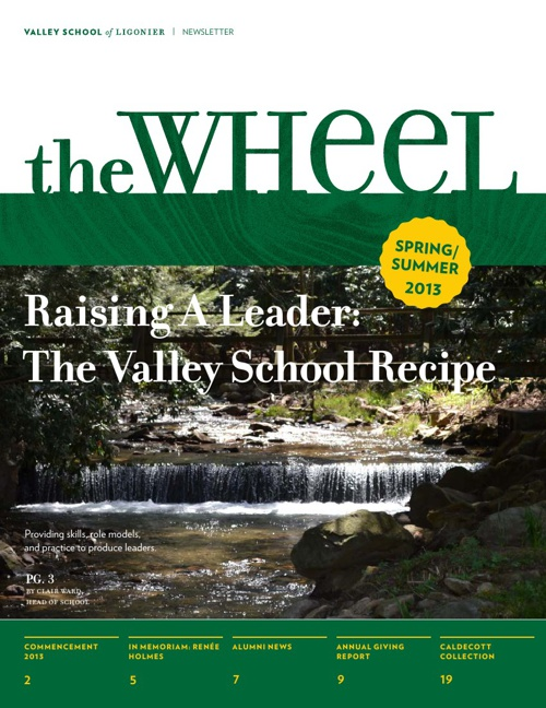 The Wheel (Spring/Summer 2013)