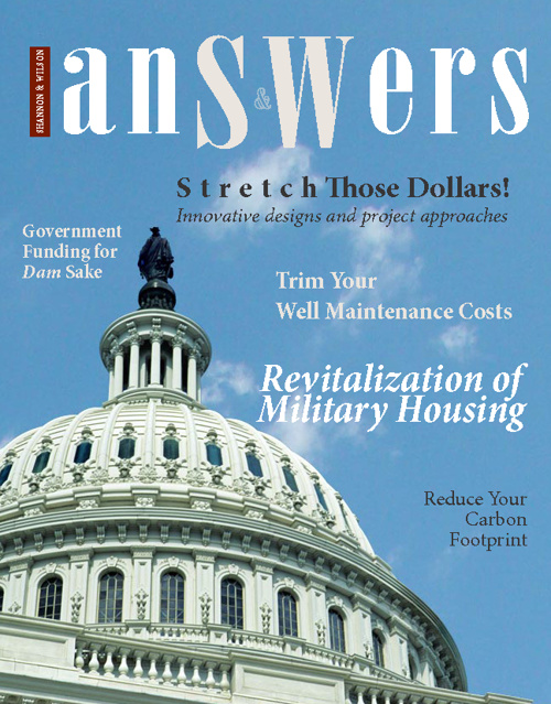 Answers Magazine Volume 1 Issue 1