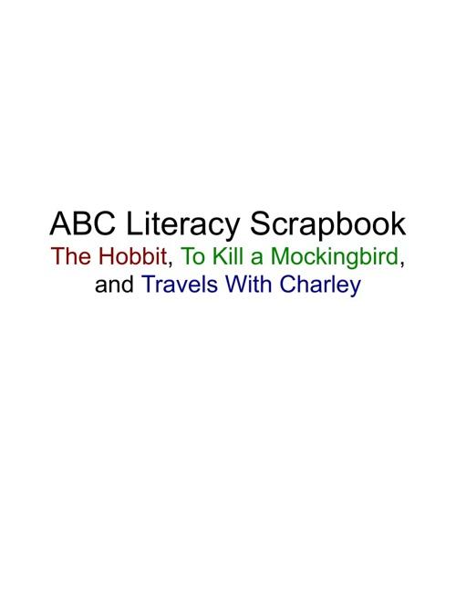 ABC Literacy Scrapbook