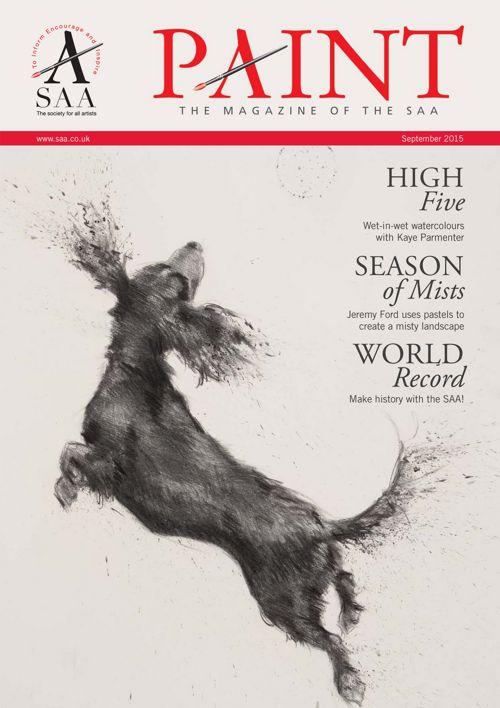 Paint Magazine September 2015