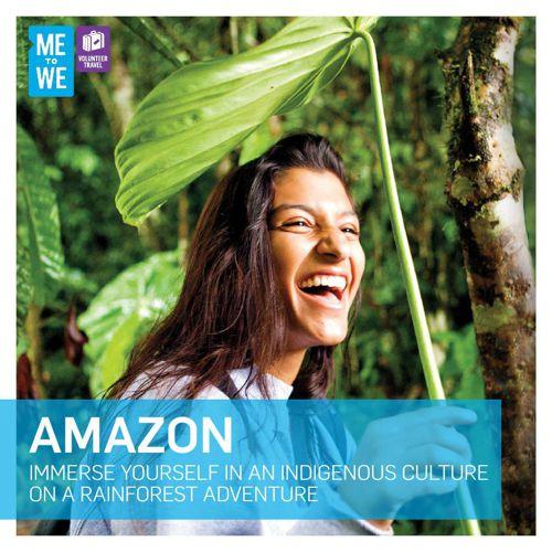 Amazon Trip Brochure
