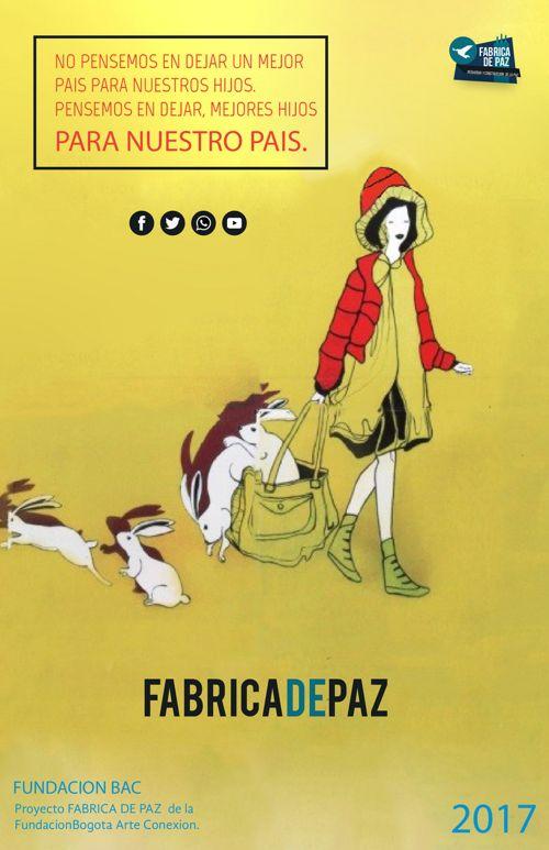 Folleto FABRICA DE PAZ