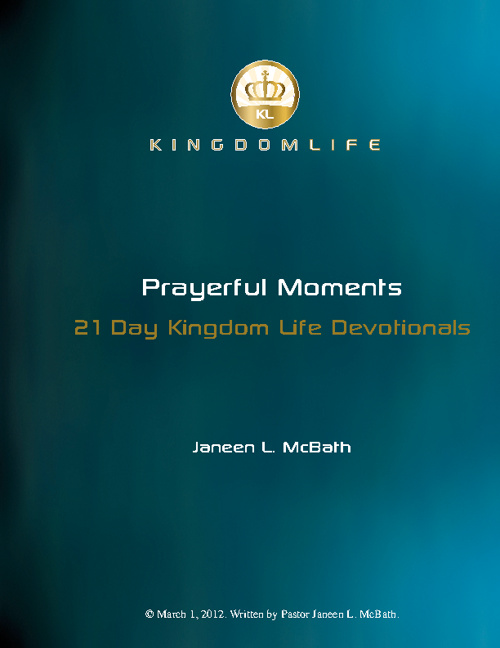 21 Day Kingdom Life Devotionals