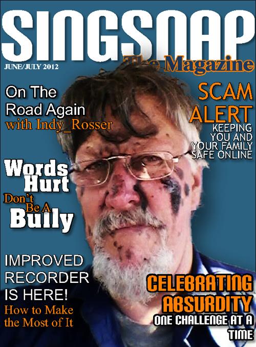 SingSnap The Magazine Jan/Feb