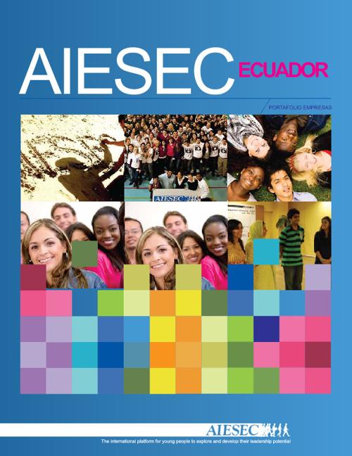 Portafolio AIESEC para Empresas