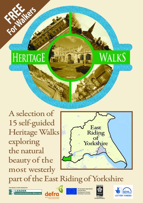 Heritage Walks Snaith & Cowick