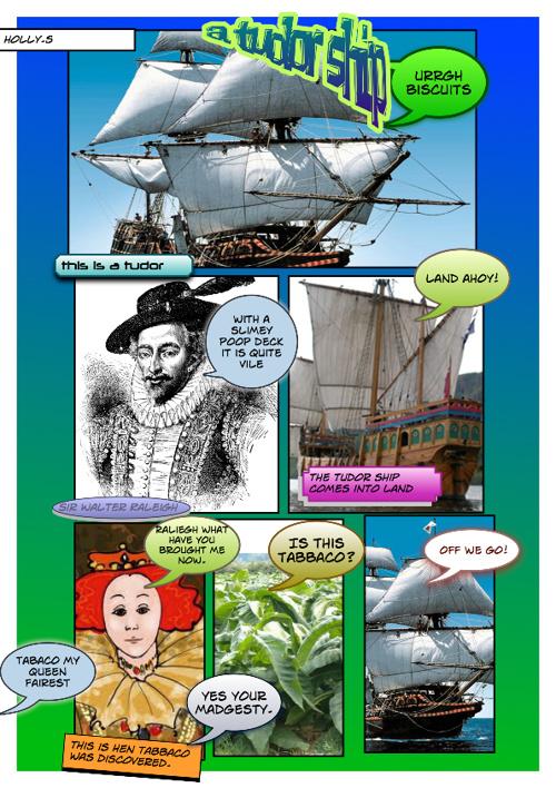 Tudor Comics
