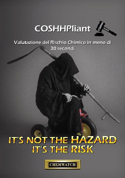 COSHH Pliant Italian