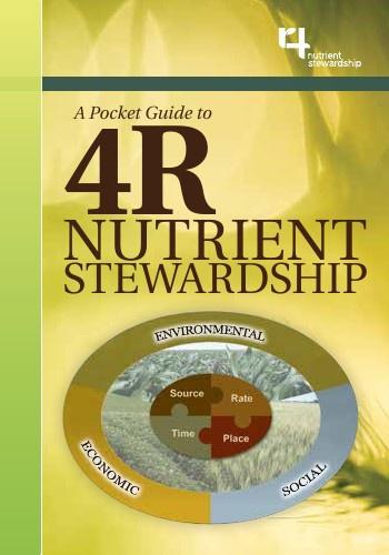 4R Nutrient Stewardship Pocket Guide