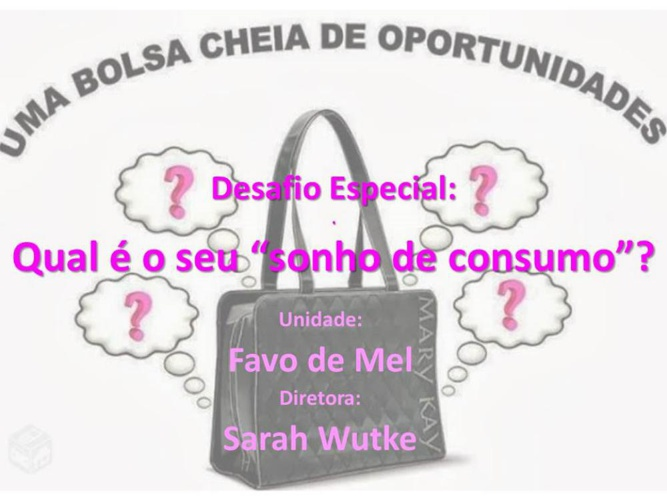 Desafio do Mês de Janeiro/2015 - Unidade Favo de Mel
