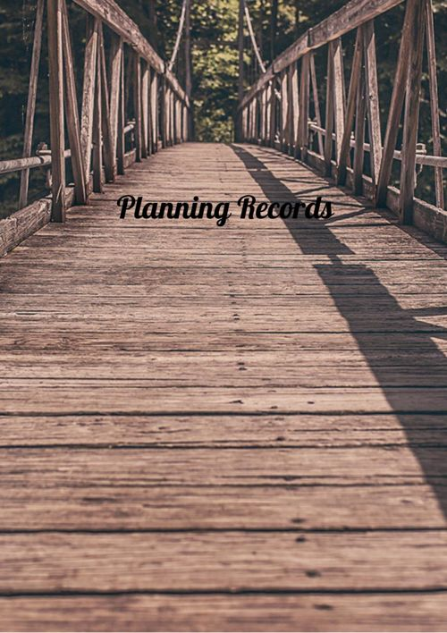 Planning records