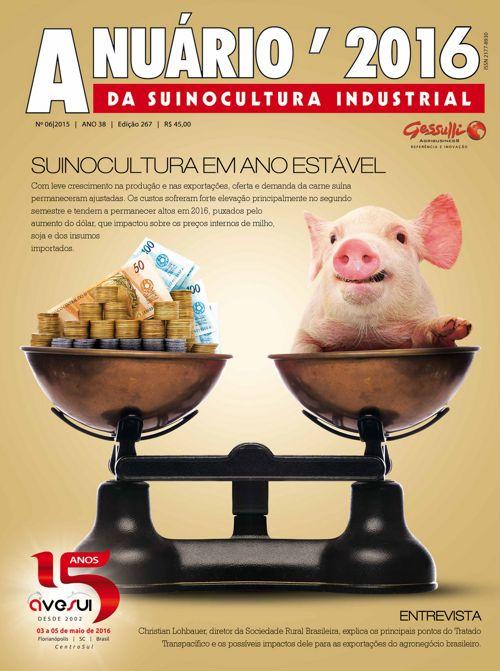 Revista Suinocultura Industrial 0615