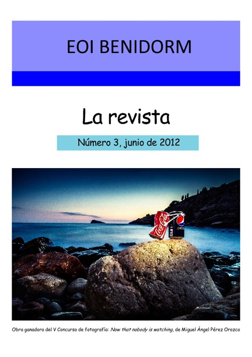Copy of La revista 2012