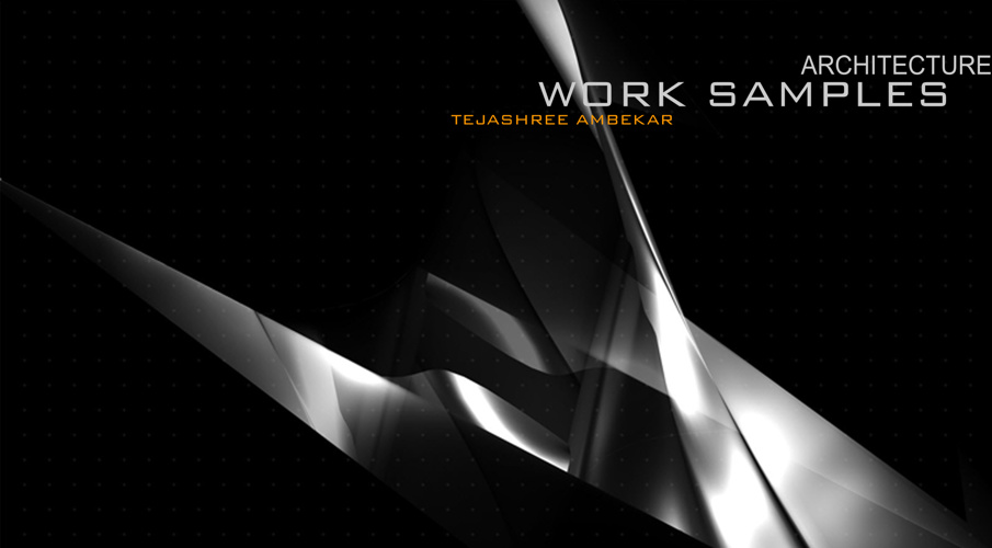 WORK SAMPLES - Tejashrie Ambekar