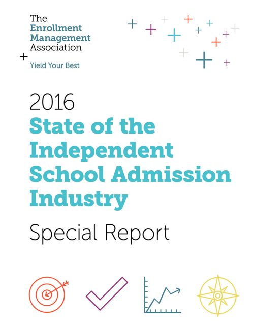 2016 State of the Independent School Admission Industry