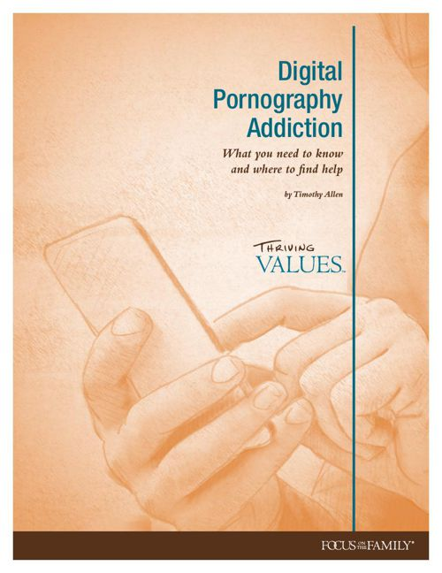 Digital Pornography Addiction