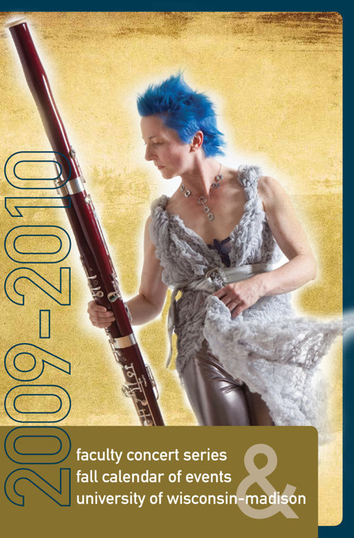 School of Music Fall Calendar of Events Brochure