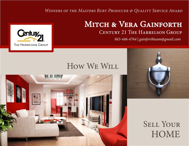 Mitch and Vera Gainforth Marketing Plan