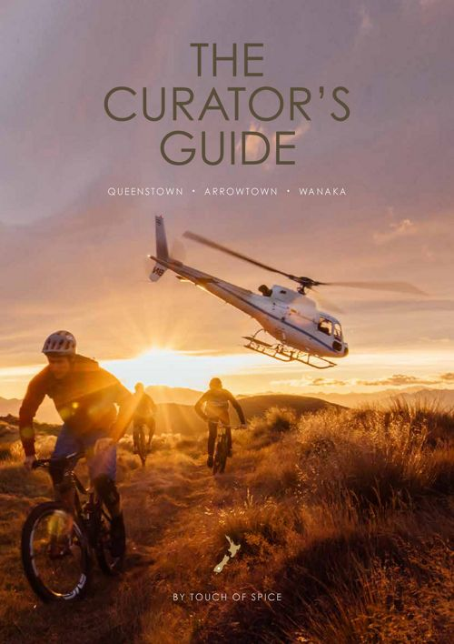 Curator's Guide to Central Otago - by Touch of Spice