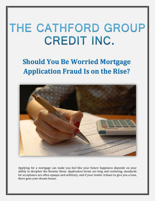 The Cathford Group Credit Inc Loan Review Tips: Should You Be Wo