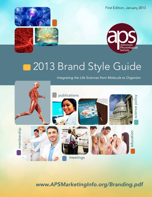 Brand Style Guide 2013