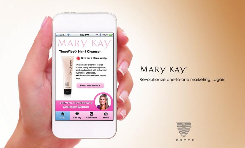 Mary Kay - iProof Presentation
