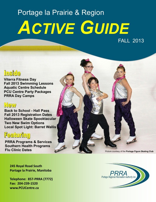 Active Guide Fall 2013