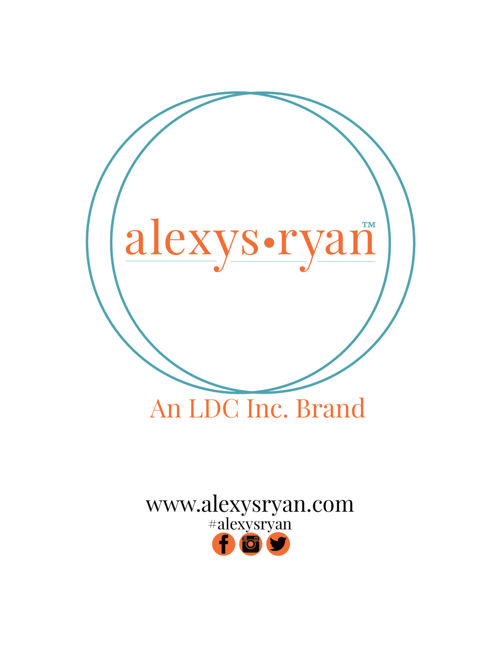 Alexys Ryan Line Sheet