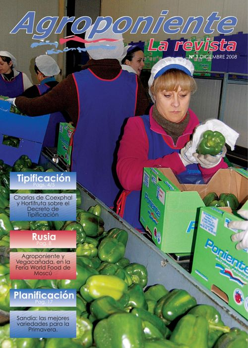 Revista Agroponiente 1