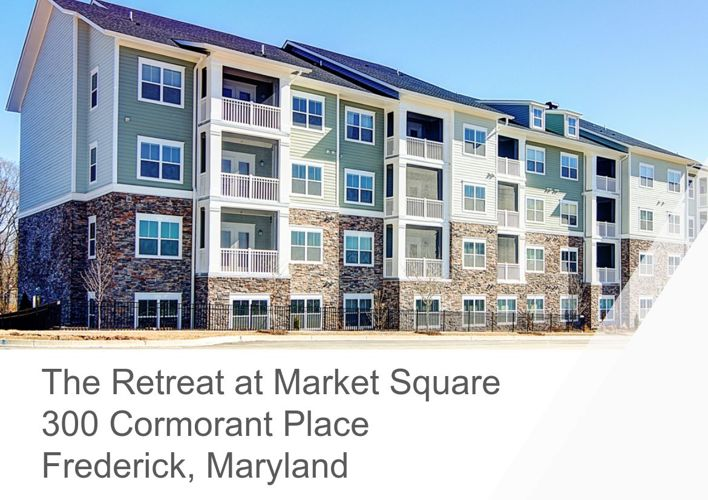 SEC-300 Cormorant Place, Frederick, MD - Multifamily