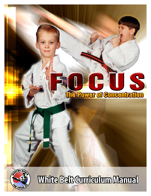 White Belt Curriculum Book