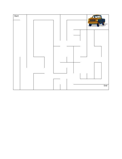 Maze Book 1
