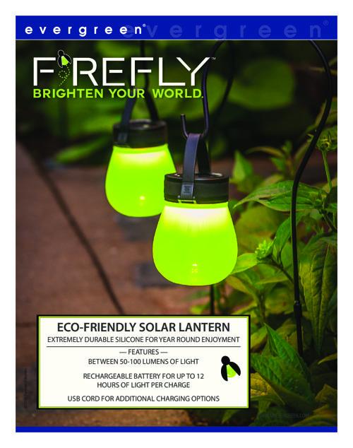 Firefly Silicone Lantern Retail