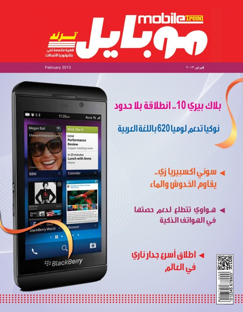 Mobile Trend February 2013