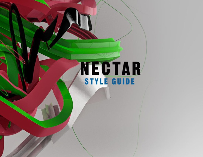 NECTAR Brand Book Set/2014