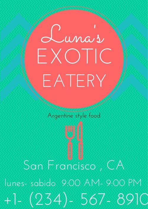 Luna's Eatery