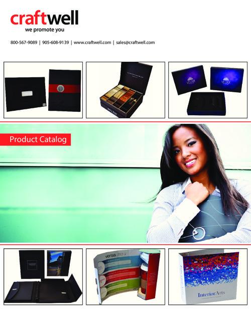 Craftwell Presentation Catalogue