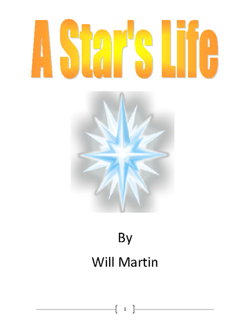 A Star's Life