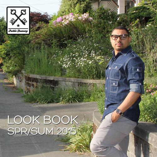 Public Treasury Spr/Sum 2015  Look Book