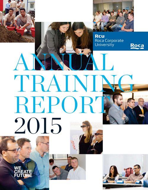 RCU-Annual-Trainning-Report-2015