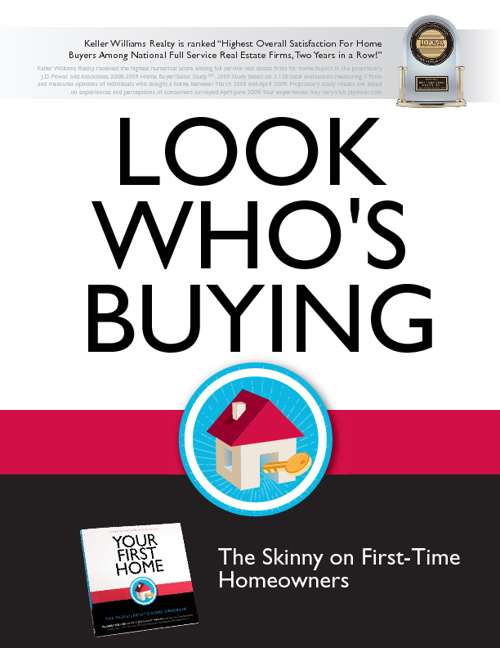 The Skinny on First Time Home Buyers
