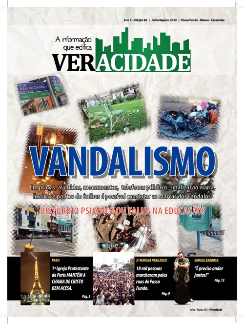 Revista Veracidade de Julho 2012