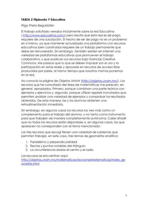 Recursos de Objetos UNAM