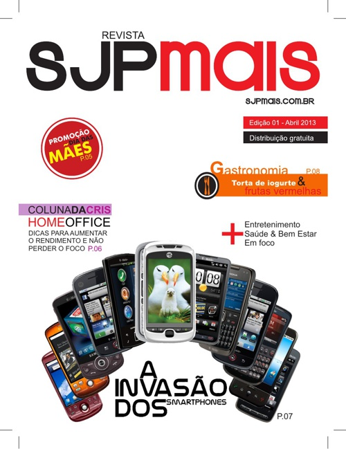 Revista SJPMAIS 1 Edição